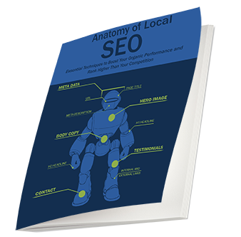 Anatomy of local SEO